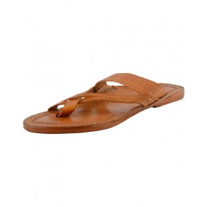 Kolhapuri Men's Leather Chappal KCM18