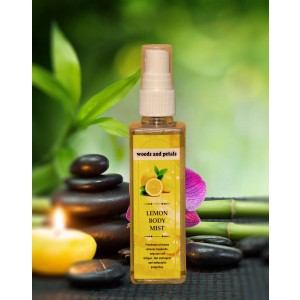 Woods And Petals Lemon Body Mist WP44