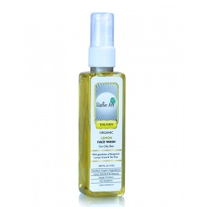 Rustic Art Lemon Face Wash RA33