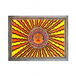 Sun God Painting