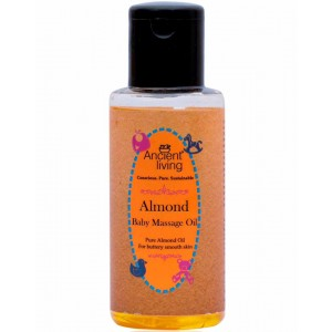Ancient Living Almond Baby Massage Oil AL124