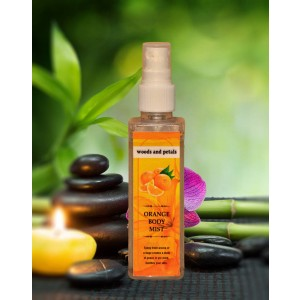 Woods And Petals Orange Body Mist WP48