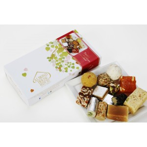 Almond House Premium Assorted Mithai AH200