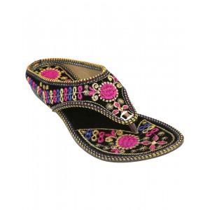 Rajasthani Designer Slipper HFC027