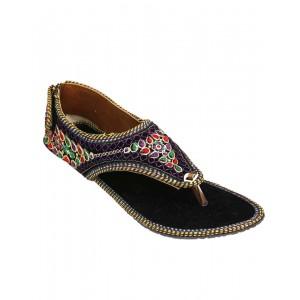 Rajasthani Floral Sandal HFC040