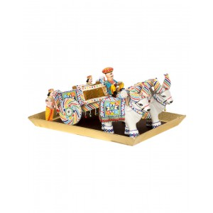 Shree Collection Bullock Cart SC70