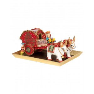Shree Collection Bullock Cart SC73