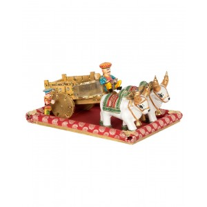 Shree Collection Bullock Cart SC74