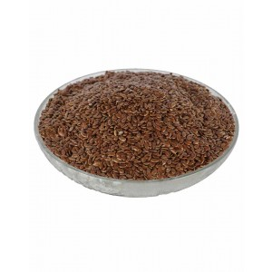 Chandra Vilas Roasted Flax Seeds