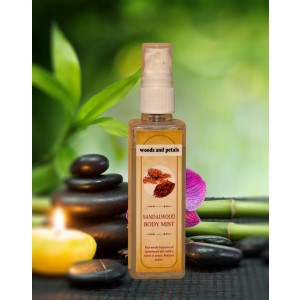 Woods And Petals Sandalwood Body Mist WP47
