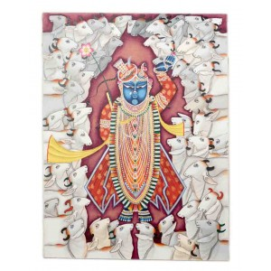Shrinathji Chappan Bhog Gaay KS159