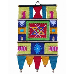 Handloom Cotton Wall Hanging 222 AN