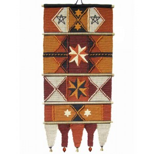 Handloom Cotton Wall Hanging 533 Br