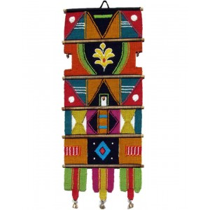 Handloom Cotton Wall Hanging 269 A