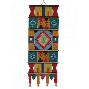 Handloom Cotton Wall Hanging 426 C