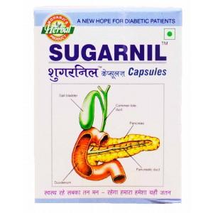 Sugarnil Capsules MHP15 (60 Capsules)