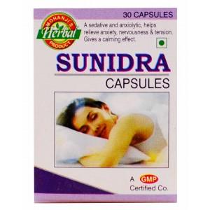 Sunidra Capsules MHP16 (30 Capsules)