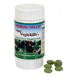 Super Vegiehills HHS128 (120 Tablets)