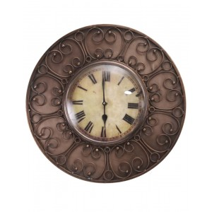 Metal Wall Clock GI355