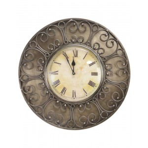 Metal Wall Clock GI356