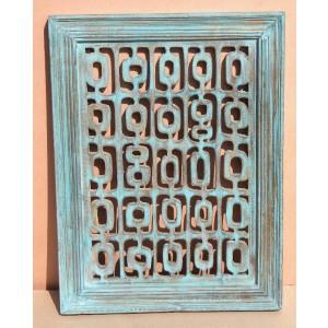 Wood Jali Pannel Colour Finish HAE96