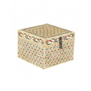 Embossed Painting Box SAN147