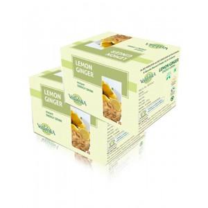 Vedantika Herbals Lemon Ginger Energy Drink Combo Pack VH243