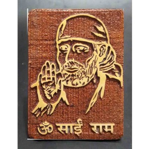 Agglo God Fridge Magnet GS11
