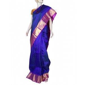 Kanchivaram Pure Silk Saree PS09
