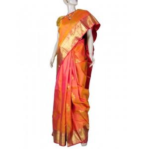 Kanchivaram Pure Silk Saree PS10