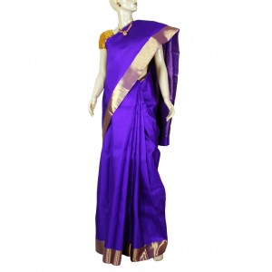 Kanchivaram Pure Silk Saree PS11