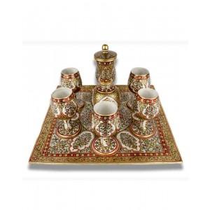 Marble Jhaam Set AAG80