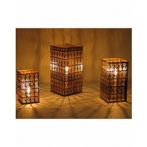 Votive Holder WWH256 (Set Of 3)